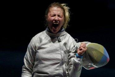 Харлан выиграла Кубок мира по фехтованию
