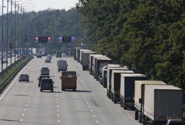 Фуры на украинских дорогах будут взвешивать автоматически
