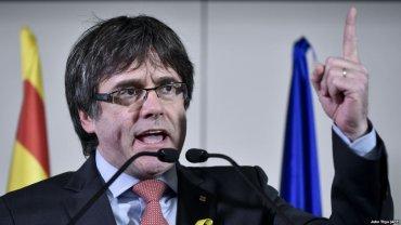 Пучдемон намерен продолжить борьбу за отделение Каталонии