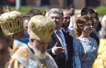 Порошенко назвал крещение Руси «европейским выбором» князя Владимира