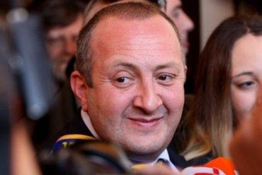 Президента Грузии оштрафовали за курение в американском отеле