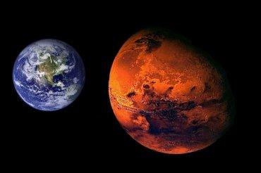 Великое противостояние планет: сегодня Марс максимально приблизится к Земле