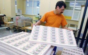 Включить станок. Сколько Украина может заработать на печатании чужих денег