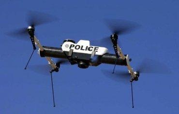 В мексиканском городке один дрон-полицейский помог арестовать 500 преступников