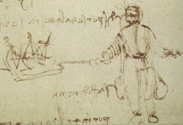 Леонардо да Винчи общался с инопланетянами