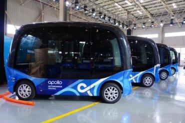 Японцы будут ездить на китайских беспилотных автобусах