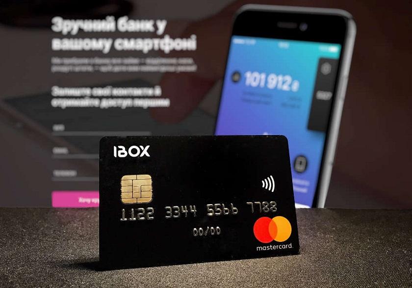 Мобильный IBox Bank