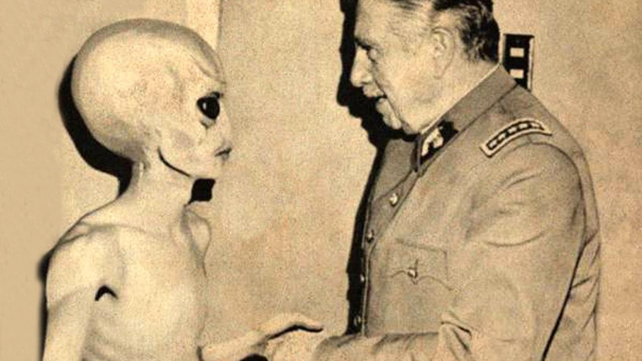 Агент КГБ рассказал о встрече с инопланетянами