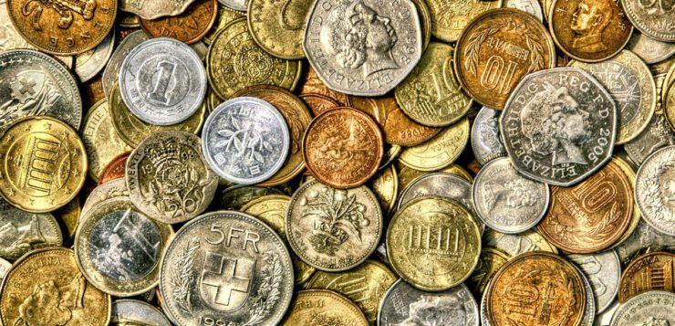 Скупка различных монет в Киеве