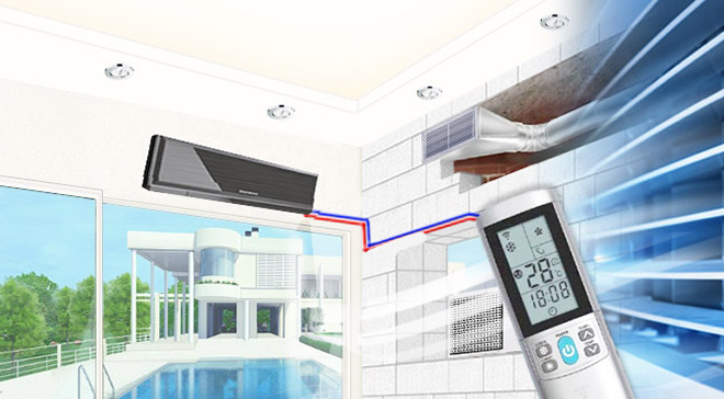 Качественные системы вентиляции и кондиционирования