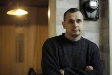 Сенцов отказался от исповеди у священника РПЦ