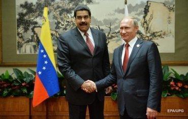Венесуэла срочно запросила помощь у Путина