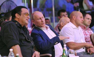 Путин совсем слетел с катушек