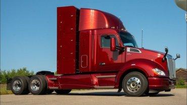 Toyota представила водородный грузовик с запасом хода 480 км