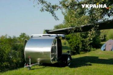 В Украине придумали альтернативу американским домам на колесах