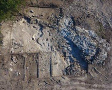 В Крыму раскопали скифскую крепость
