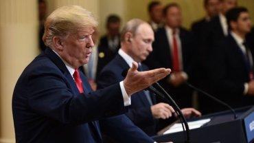 Трамп написал Путину письмо