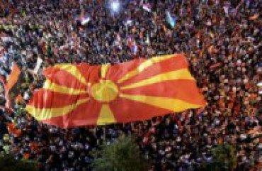 Меньше половины жителей Македонии согласны на изменение названия страны