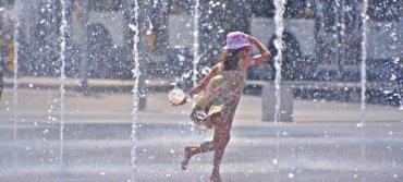 Всемирная метеорологическая организация: к жаркой погоде придется привыкнуть
