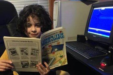 Семилетняя девочка создала компьютерную игру и продает ее в Steam