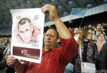 МИД Швеции призвал Россию освободить Сенцова
