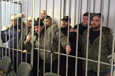 Бойцы «Торнадо» устроили бунт в Лукьяновском СИЗО