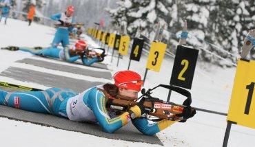 Три российские биатлонистки будут выступать за Украину