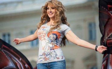 Оксана Марченко приняла вызов и будет участвовать в проекте телеканала «1+1» «Танцы со звездами»
