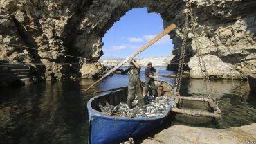 Спасти азовского бычка: как Украина и Россия добывают рыбу вблизи Крыма
