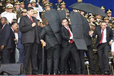 Мадуро рассказал, кто организовал на него покушение