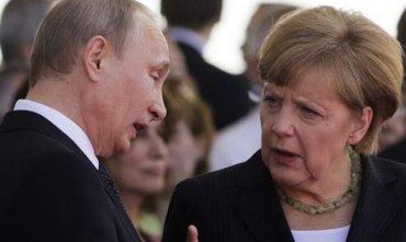 Путин летит к Меркель обсуждать Украину