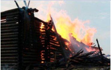 В Карелии школьник-сатанист сжег церковь XVIII века