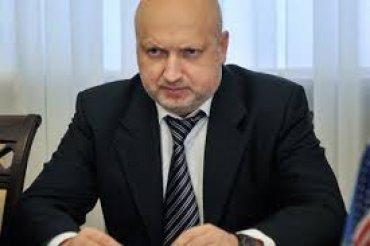 Турчинов назвал предложение Путина провокацией