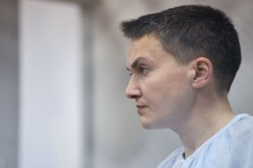 Савченко пожаловалась Трампу на Порошенко