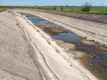 В Украине назвали условия возобновление поставок питьевой воды в Крым