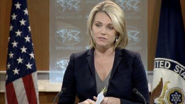 Госдеп США призвал Россию вывести войска из Украины