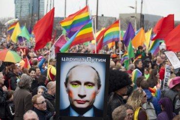 В России впервые разрешили провести гей-парад