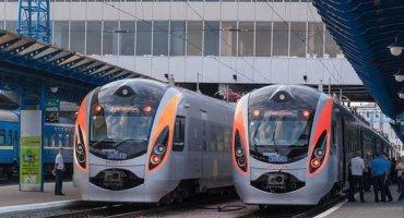 В Киеве презентовали концепцию скоростной железной дороги Китай-Украина-Европа