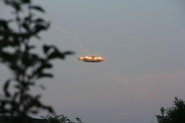 Над Кубанью кружил НЛО