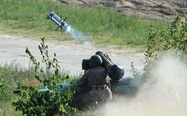 ВСУ готовы применить Javelin в ответ на агрессию России