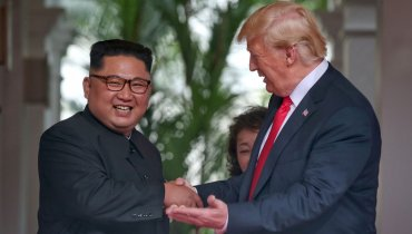 КНДР потребовала от США подписать мирный договор