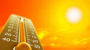 Климатологи обещают пятилетку адской жары