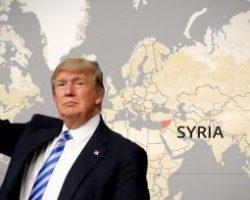 Трамп сообщил Путину, когда войска США уйдут из Сирии