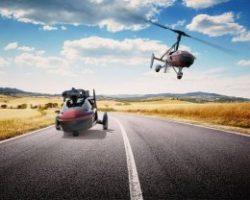 В Испании стартовали продажи летающих машин