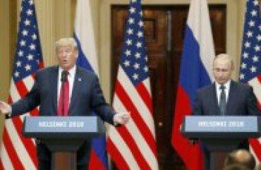 Американцы считают, что Трамп слишком дружелюбен по отношению к России