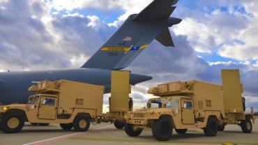 США передали Украине новую партию артиллерийских радаров