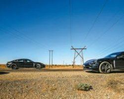 Porsche на батарейках будет набирать «сотню» за 3,5 секунды