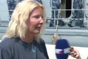 Британская туристка упала за борт круизного лайнера и провела в море 10 часов