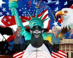 Почти две трети россиян верят во всемирный заговор против России
