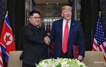 Трамп получил новое письмо от Ким Чен Ына